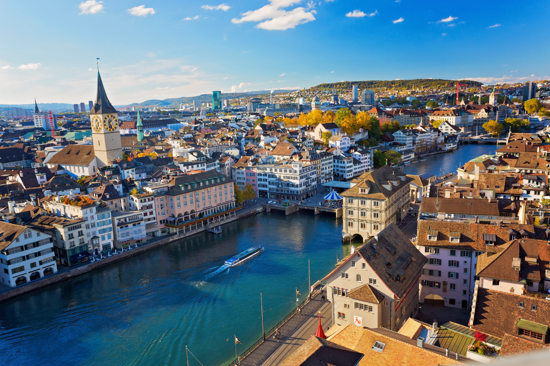 Expand business in Switzerland