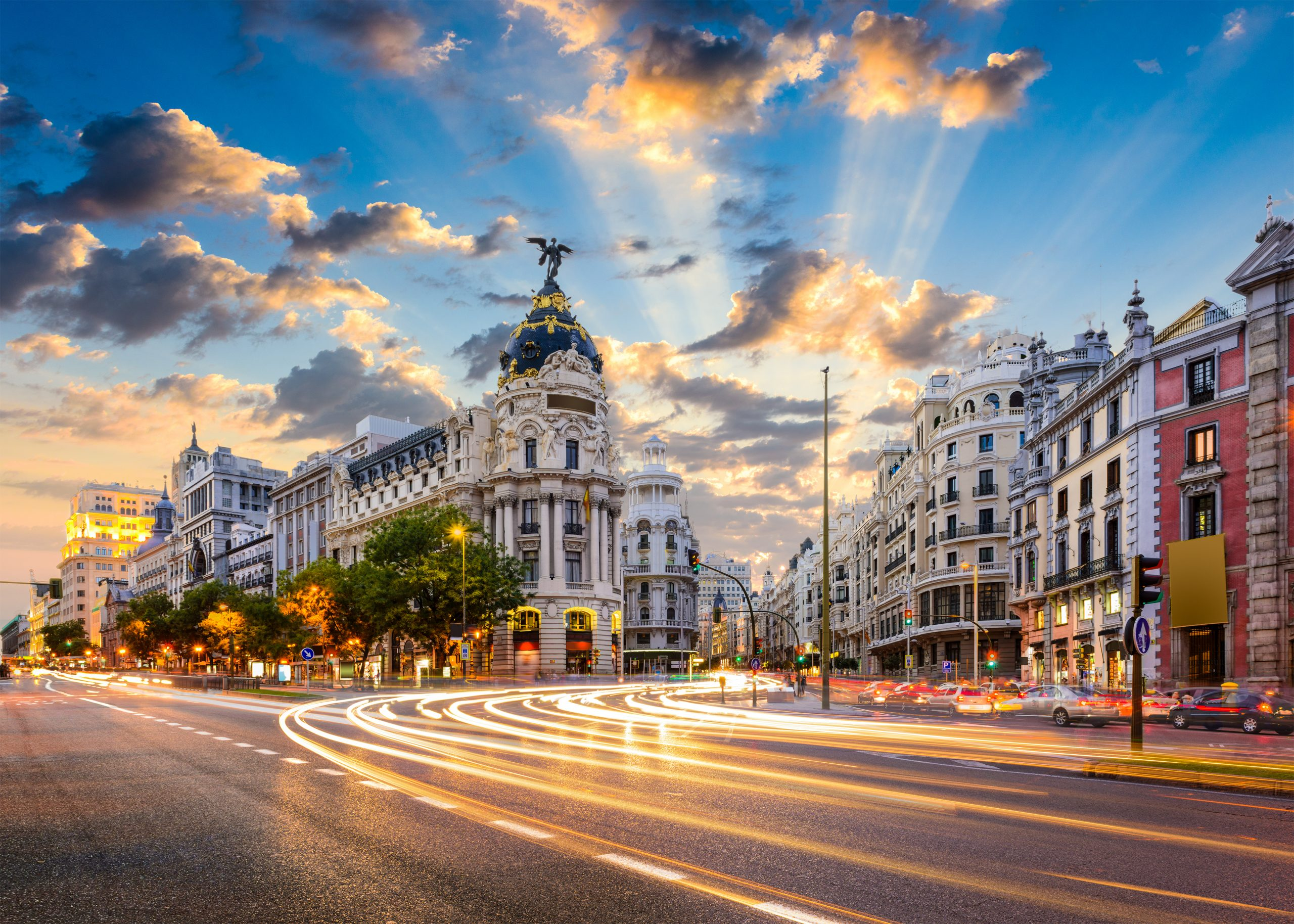 Expand business in Spain