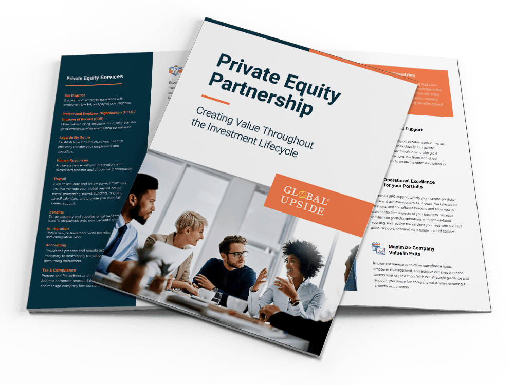 Private Equity and M&A Solutions