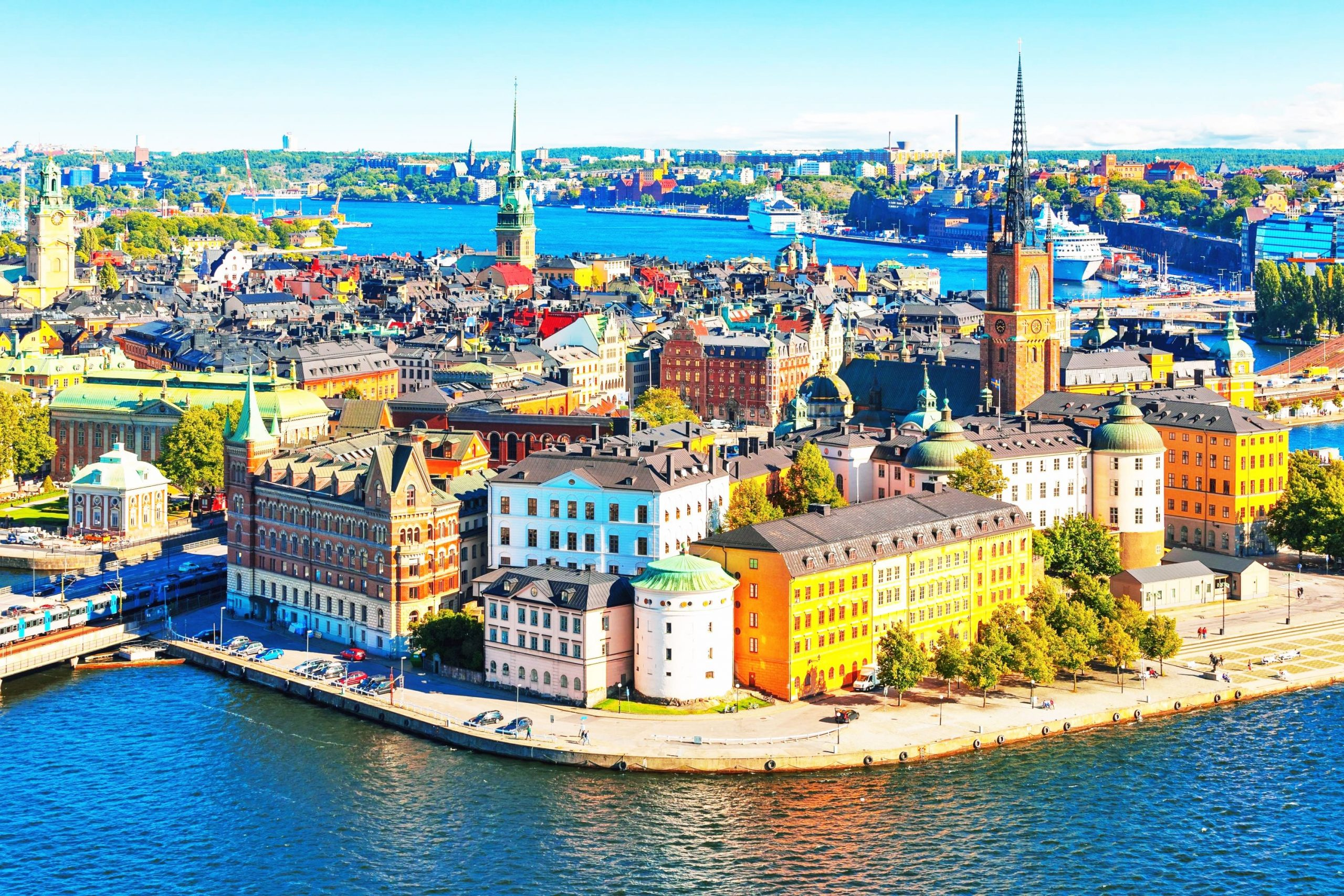 Expand business in Sweden